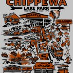 chippewa--gray-t-shirt